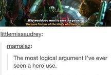 Marvel and stuff