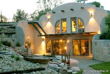 Casas de Adobe.