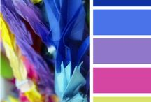 Colour Palettes My Faves / These colours speak to me