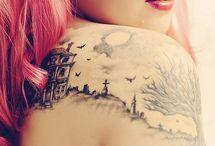 Tattoos / by James Black