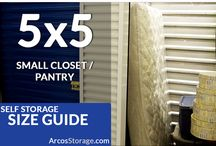 Self Storage Size Guide / #SelfStorage Size Guide Videos