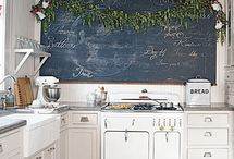 Home: Kitchen / Fabulous kitchens