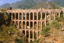 Aigua romana, el curs de l,aigua
