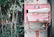 mailbox / by Claire Herman
