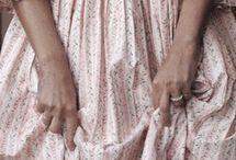 vidéki pasztell ruha