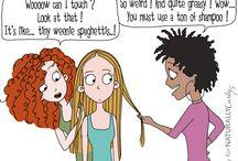 Straight thin hair problems