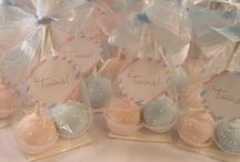 oh baby! (baby shower cake pops) / for baby showers or gifts...