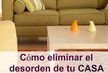 Hogar Tips y Trucos / #Limpieza, #orden, #ahorro