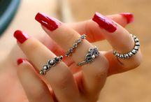 Unique Knuckle Ring Sets
