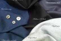 Dark Plain Colours / A mixture of dark plain coloured shirtings