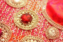 embroideries & tassels :heart stealing