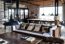 Home: industrial and loft