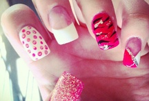 NAILS, NAILS, NAILS ! / by Janae Fasnacht