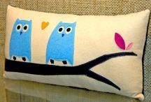 Pillows & Blankets / by Amanda Godbey