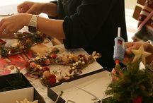 【冬 小さなお花の教室】プリザ・アート / Flower noteが主宰する「小さなお花の教室」生徒さんの作品集です。プリザーブドやアートフラワーを使った春のギャラリーです。