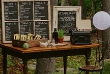 Weddings - Chalkboard Love / by Oh Buttercup Events