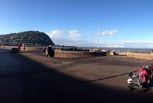 Minehead, Somerset / Beautiful views, lovely holiday, refreshing