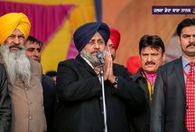 Election Rally in Dera Baba Nanak