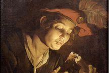 Caravaggeschi olandesi / 1635-1638: periodo a Napoli