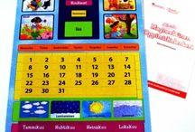 Luokka kalenteri