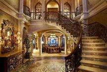 Grand foyer / by Nicole Craffey