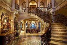 Grand foyer / by Nicole Craffey