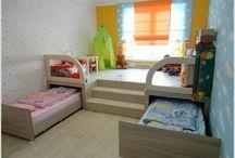 Cama, quarto infantil