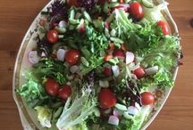 Catering by Chic'n'Cheerful: savouries, salads, buffets and grazing stations