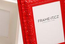 Rámečky na fotografie | rámy na postavení