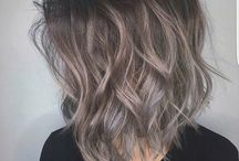 Fryzury kolor