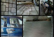 piso - rustico