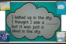 Teach: Weather Unit / Ideas for exploring weather, water cycle, and clouds