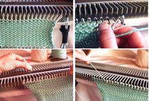 strojove pletenie