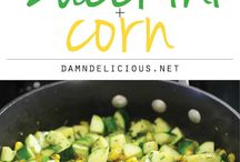 veggie recipes / by Hannah Jablonski