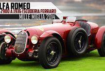 Bilar - Italien - Årtal