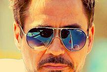 RDJ / Robert Downey Jr - Tony Stark
