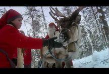 Santa Claus Videos / Videos about Santa Claus in Lapland in Finland