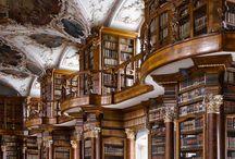 Bibliothèques / Panorama des bibliothèques du monde entier, «là où souffle l'esprit» et qui, à l'ère du numérique, ont encore de beaux jours à vivre!