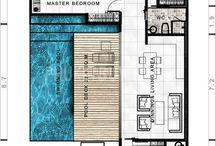 Ideas for villa floorplans