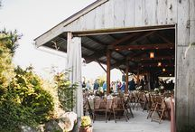 The Venue / Photos of weddings at Swans Trail Farms