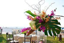 Bahamas themed event
