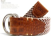 Xen / Men's Belt