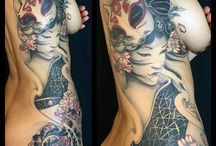 tattoo geisha 1
