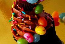 cupcake on cupcake