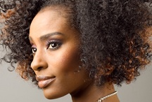 Hair styles & hair care / All things hair. Natural hair styles, protective hair styles, relaxed hair styles, long hair, short hair, literally all things hair! / by Sonya Lee-Vidal