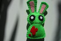 Walking Dead crafts