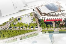 SOCHI STAR PLAZA / Architecture & Landscape I AM.PROEKTUS + Lap Landscape & Urban Design  Концепция комплексного благоустройства территории | ЦУМ , СОЧИ