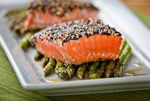 ♡ Eten- Vis gerechten