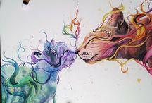 Művészek