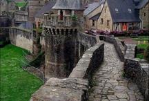 Bretagna magica...e un pò di Normandia / Romantico viaggio...come in un racconto di Rosamunde Pilcher...